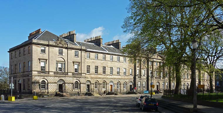 Charlotte Square Edinburgh