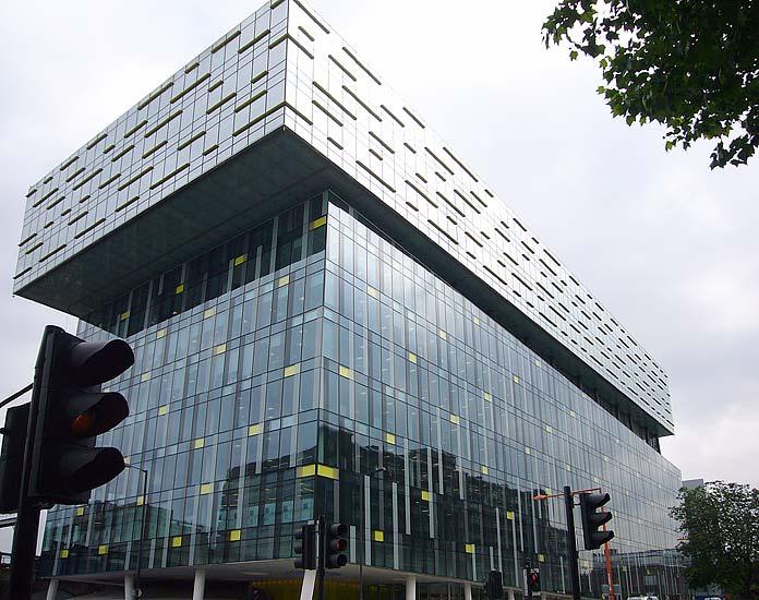 Palestra Building Southwark London