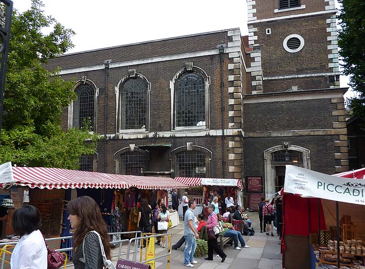 St James S Church Piccadilly